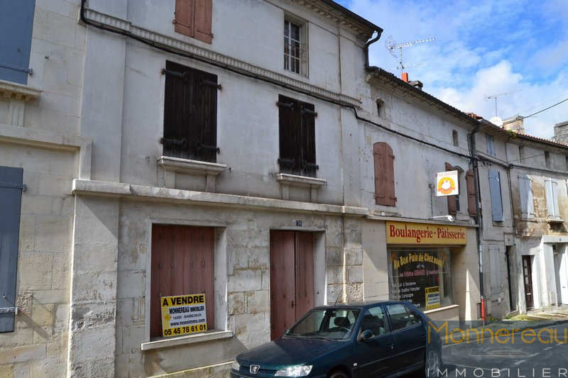 Achat Immeuble chateauneuf sur charente